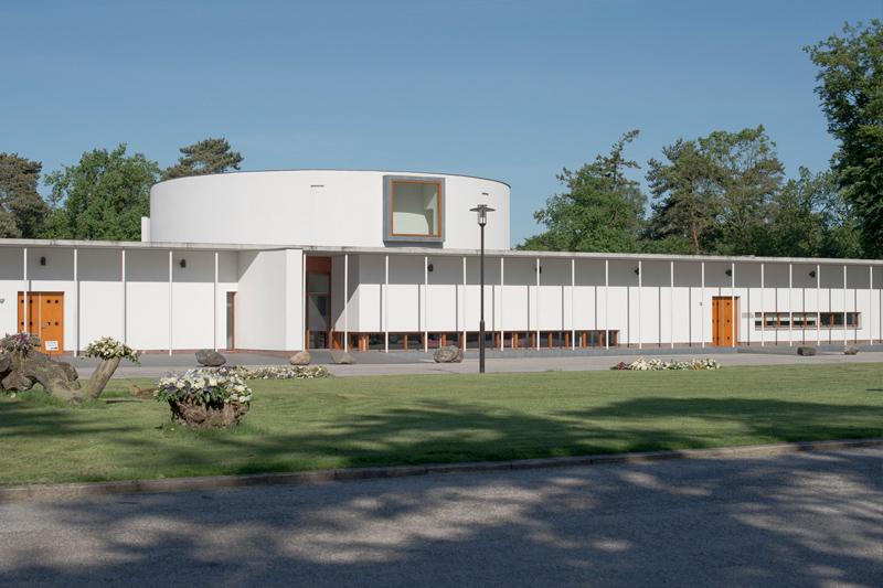 Crematorium Amersfoort Rusthof
