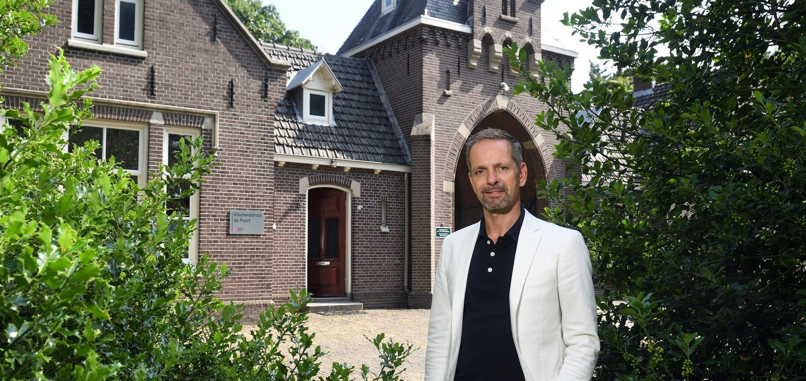 Hans Meijerink voor Afscheidshuis de Poort